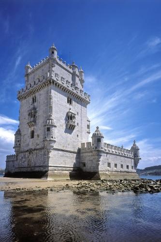 Portugal, Lisbonne, Belem, Torre de Belem